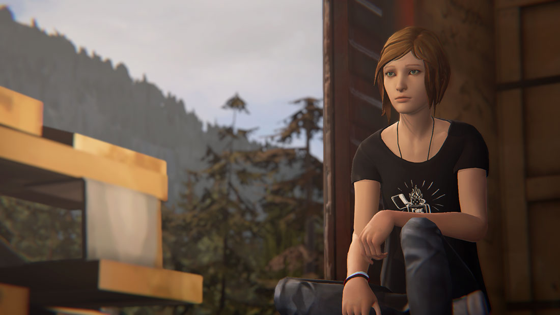 Life is Strange: Before the Storm Gameplay Screenshot