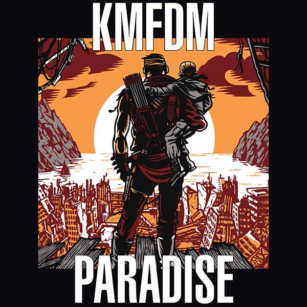 KMFDM Paradise Album Art