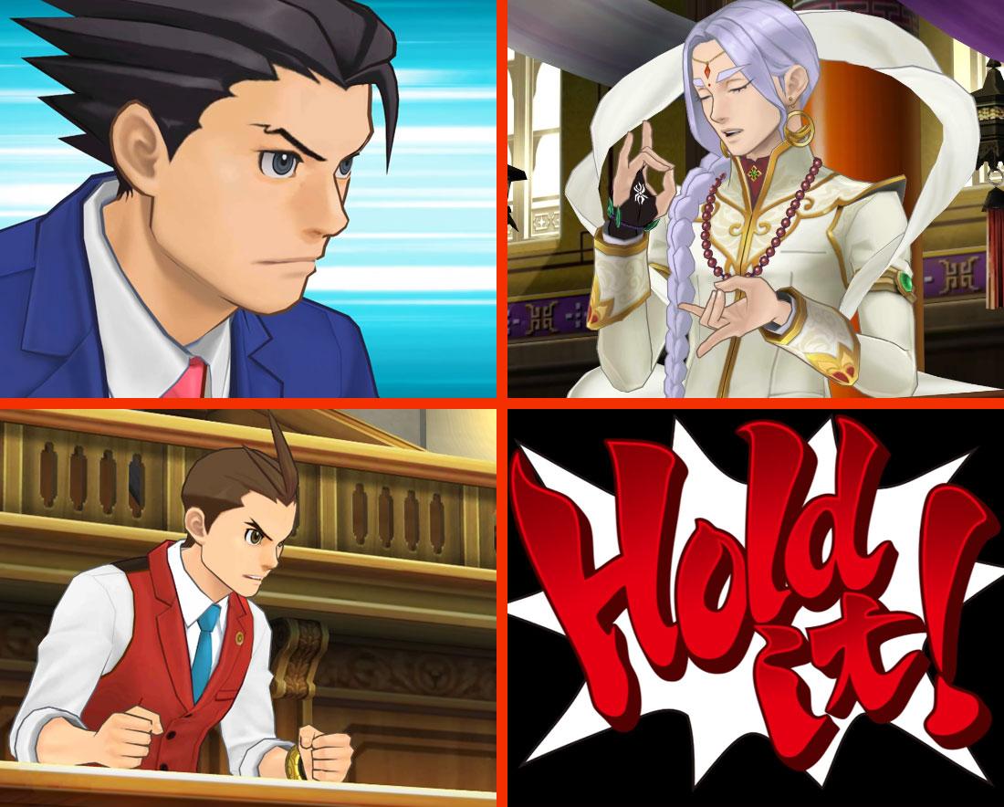 Spirit of Justice Gameplay Screenshot