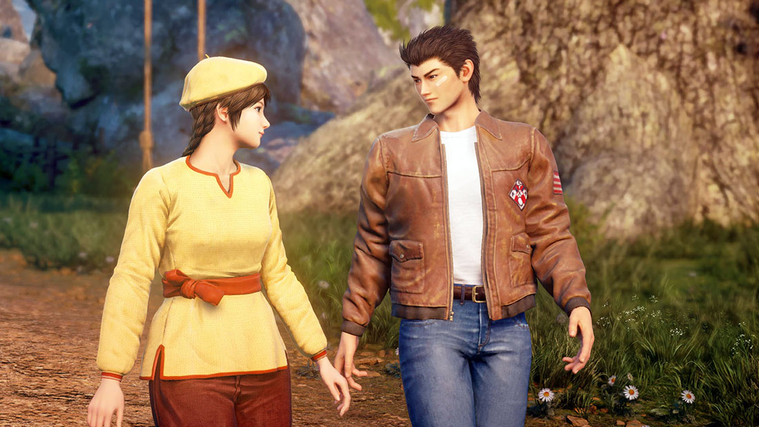 Shenmue III Gameplay Screenshot