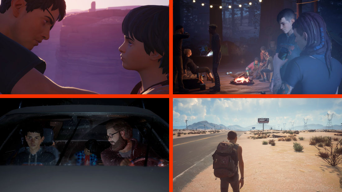 Life is Strange 2 Gameplay Screenhots