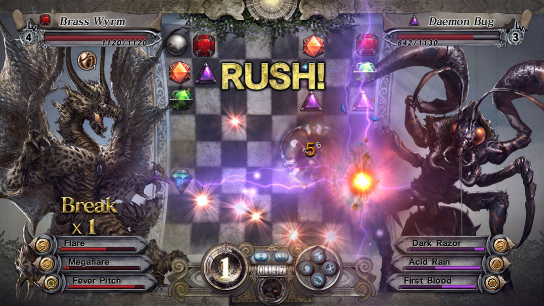Gyromancer Gameplay Screenshot