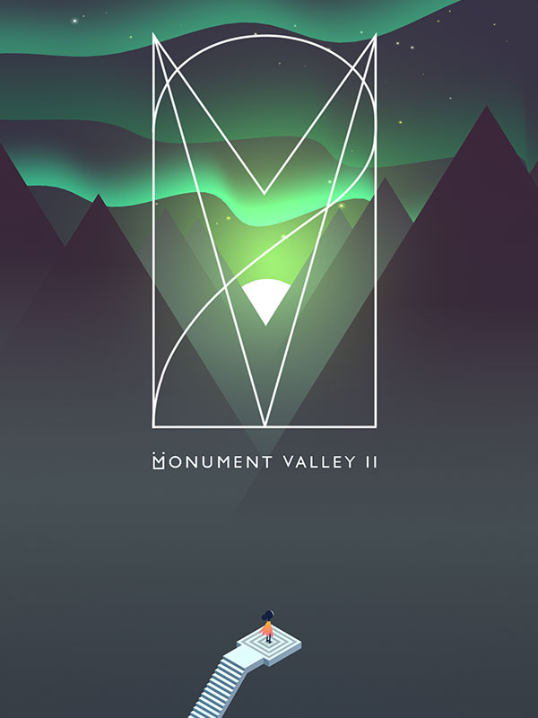 Monument Valley 2 Title Screen