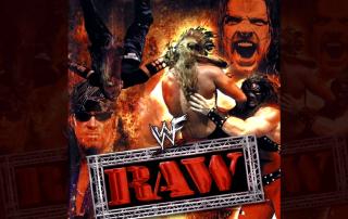 WWE Raw Xbox Banner