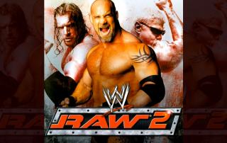 WWE Raw 2 Xbox Banner